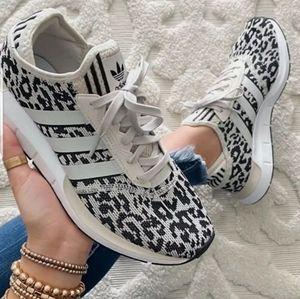 Best selling Adidas Swift Run X Leopard ❤